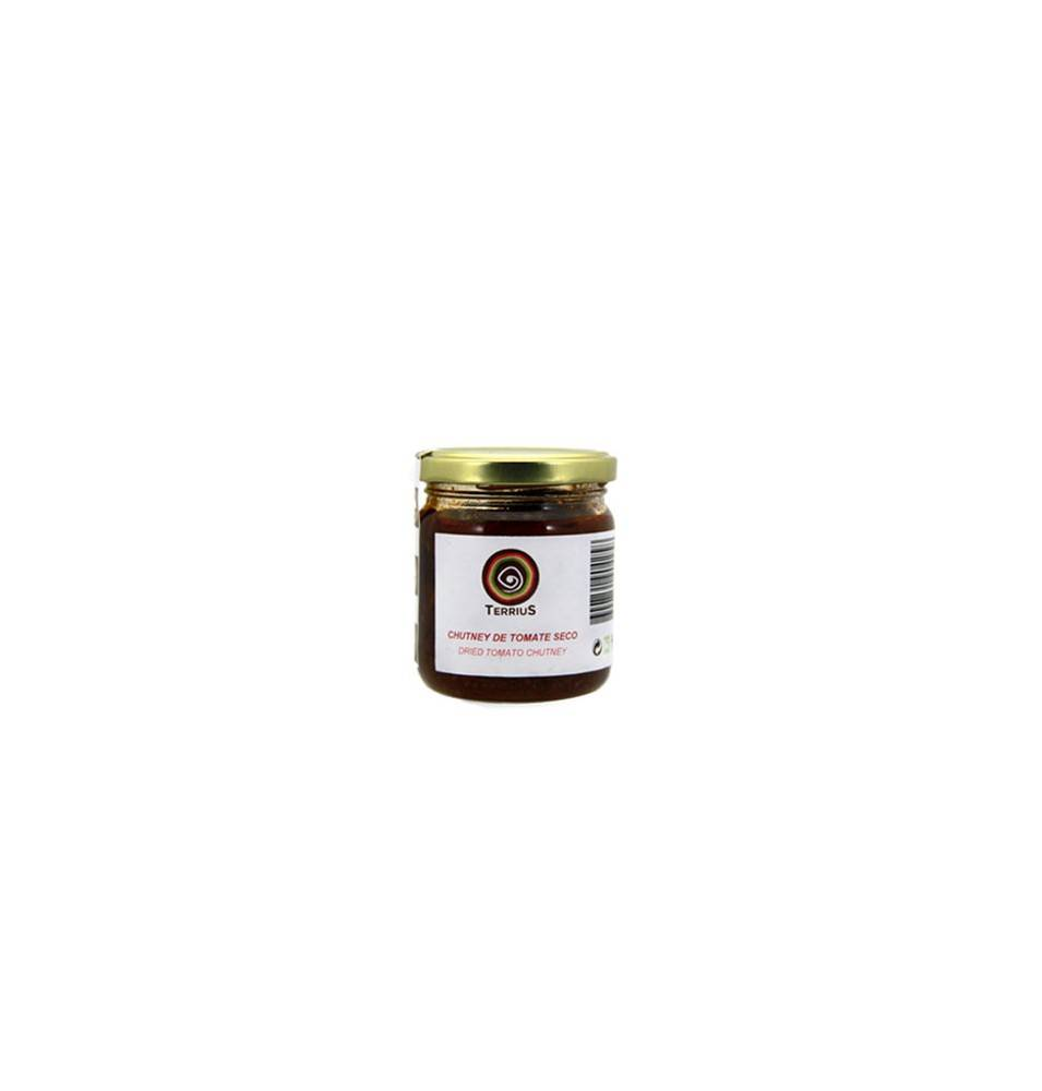 Tomato and Ginger Chutney , TERRIUS, 190 gr.