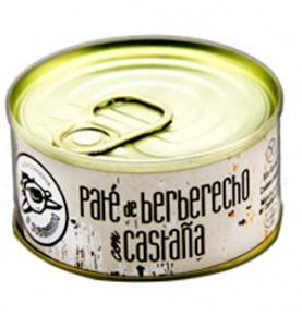 Seafood paste with cockle flavour, O Submarino,  85 gr.