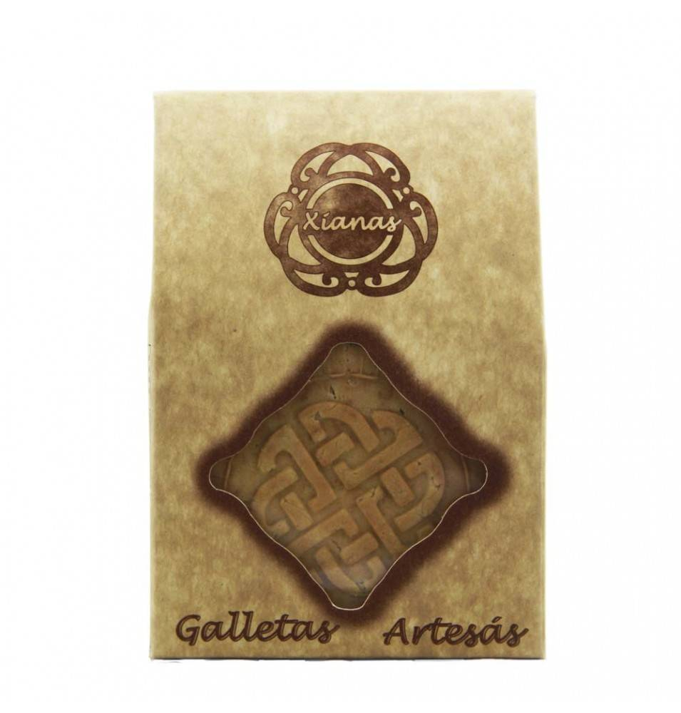 Amandes,Biscuits traditionnels galiciens, XIANAS
