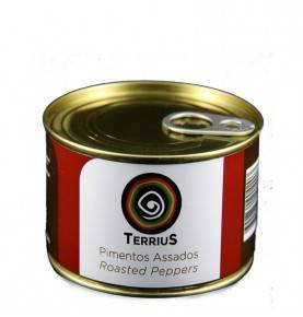 Roasted Peppers, TERRIUS, 225 gr.