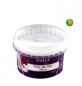 Fleur de Sel, Sea Salt from Algarve, Vatel, 175 gr.
