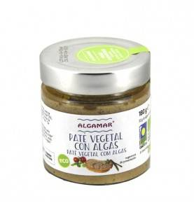 Vegetable paste with seaweed, ALGAMAR, 180 gr.