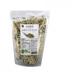 Quinoa with Sea Vegetables, 500 gr.