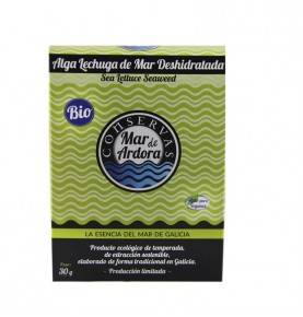 Dried sea lettuce, Mar de Ardora, 30 gr.