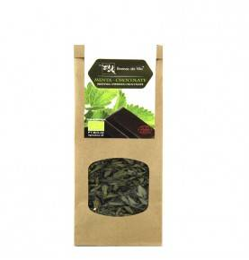 Chocolate Peppermint Infusion Bio, 25 gr.