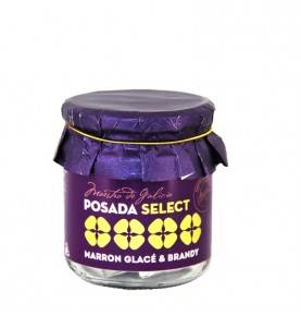 Brandy soaked Marrons Glaces, 150g Posada