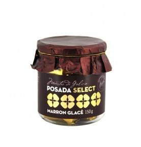 Marron Glace candied chestnuts, 150g Posada