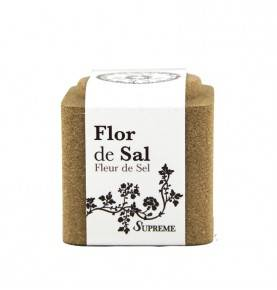 Fleur de Sel, Sea Salt from Algarve, Salmarim, 70g