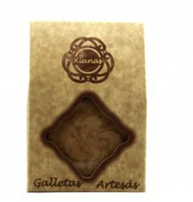 Traditional Galician biscuits (Original), Xianas, 100 gr.