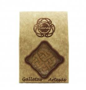 Almond,Traditional Galician biscuits, Xianas, 100 gr