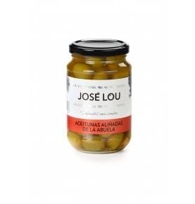 Olive dressing of the grandmother style 200 grs., José Lou