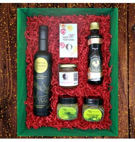 CHRISTMAS HAMPER CONDIMENTS FOR COOKERS
