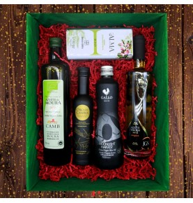 SELECTION OF OLIVE OILS FOR COOKERS