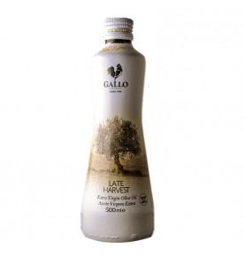 Late Harvest-  Huile Extra Vierge 500ml, Gallo