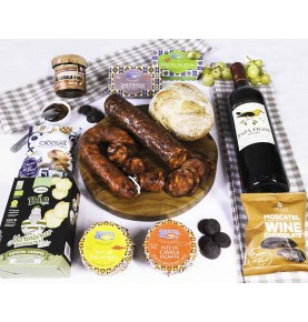 Food gift hampers: Saudade
