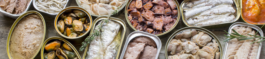 Buy Spanish Canned SeaFood: Canned Tuna, Mussels, Oysters